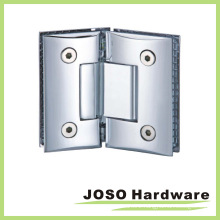 Glass to Glass 135 Curved Shower Hinge (Bh4003)